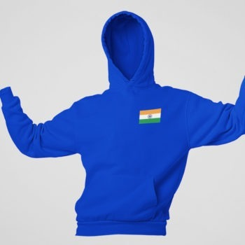 India Flag hoody - desicrow.com